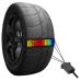 Tire Temperature Monitoring System